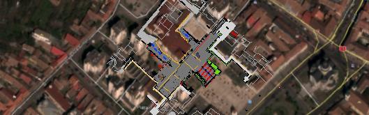 Incadrare Piata Teatrului Tg Mures 2016-Mica