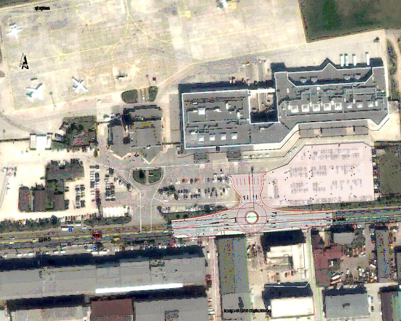 Incadrare Sens si Parcare Aeroport 2016-Mare